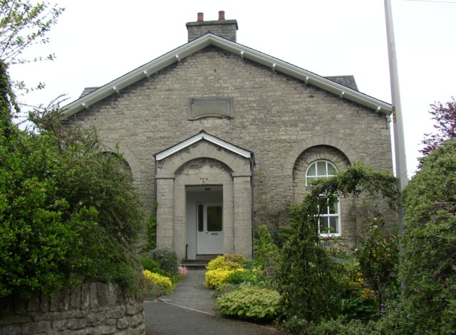 Former National School, Beast Banks, Kendal