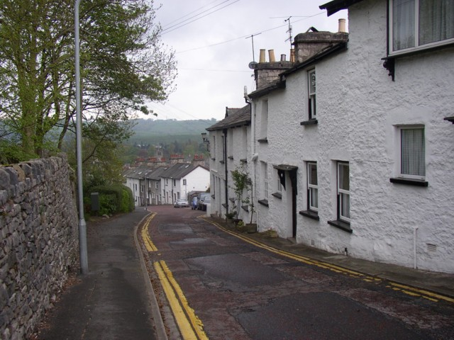 Captain French Lane, Kendal