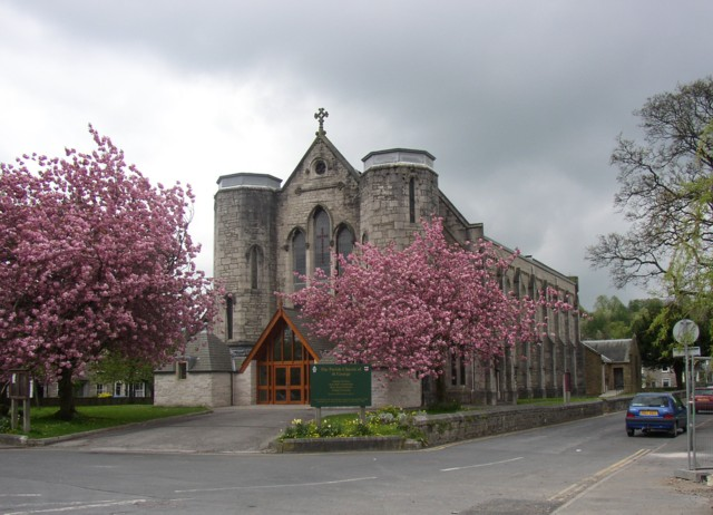 St George's Church, Castle Street, Kendal
