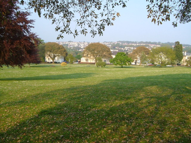 Forde Park, Newton Abbot