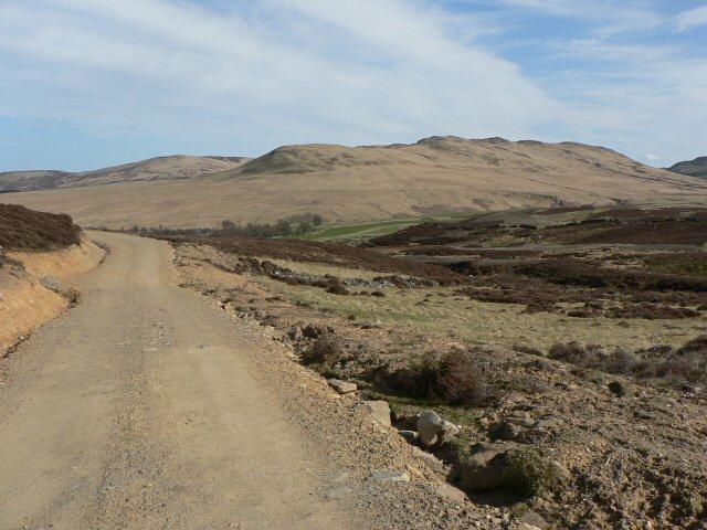 Track in Glen Fender