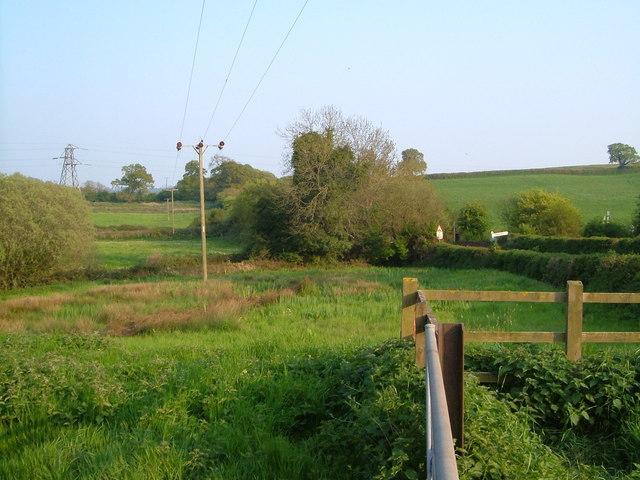 View at Langford Bridge