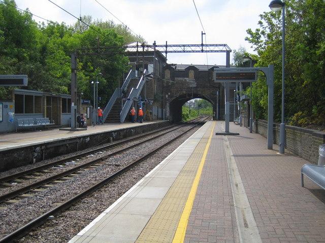 Stamford Hill railway station