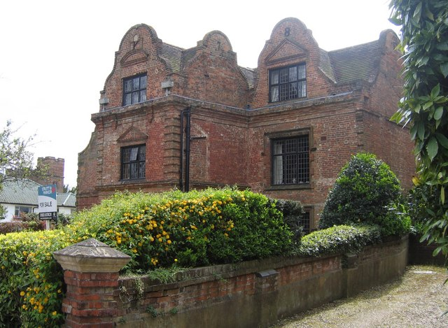 The Manor House, Bracondale, Norwich