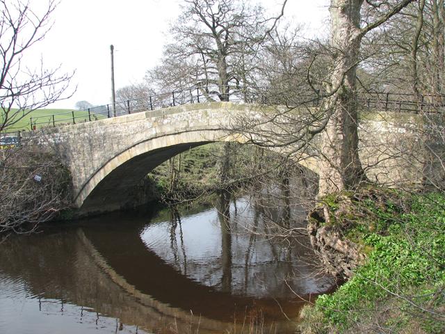 Wath Bridge.