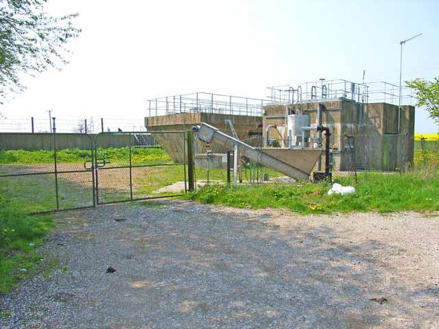 Sadberge sewage works