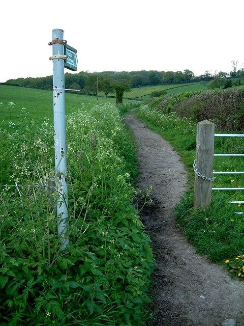 Bridleway, Pednor Bottom