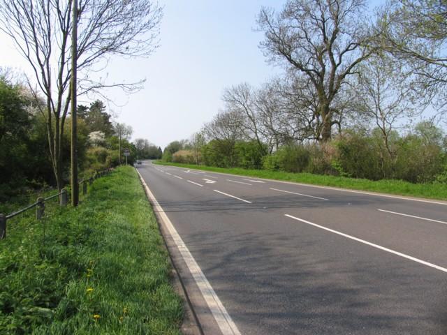 Harborough Road