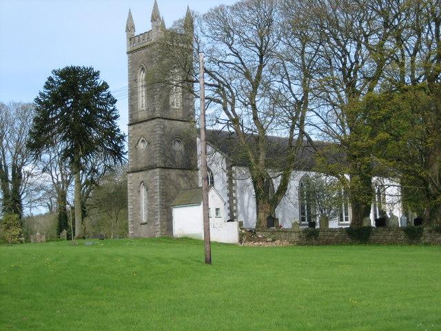 Rosslea Parish Church (RC)