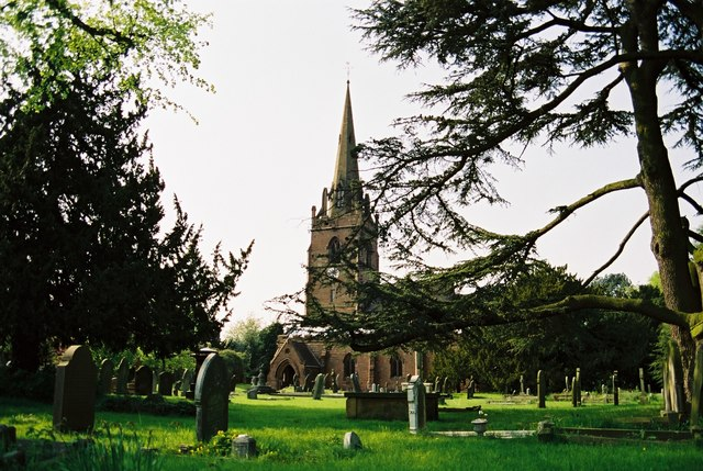 Pattingham - St Chad's Church