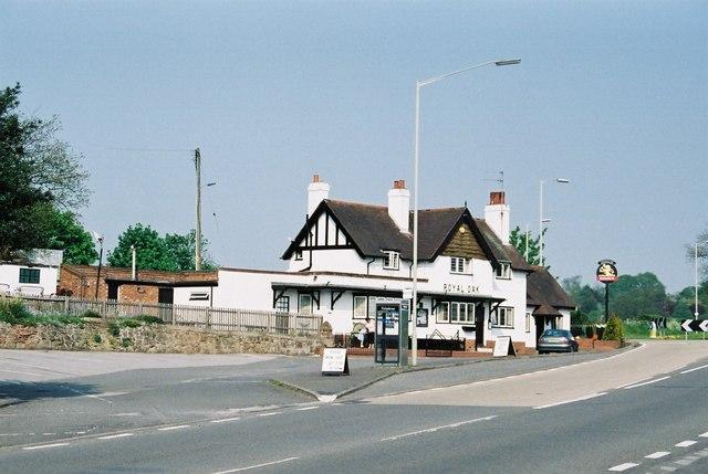 Rudge Heath - The Royal Oak