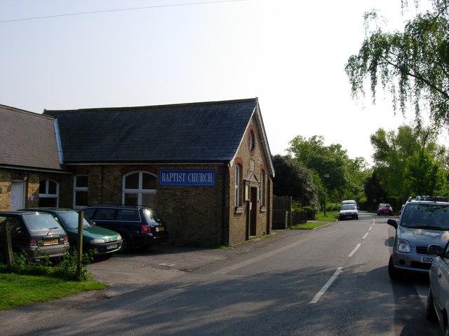 Baptist Church - Edenbridge