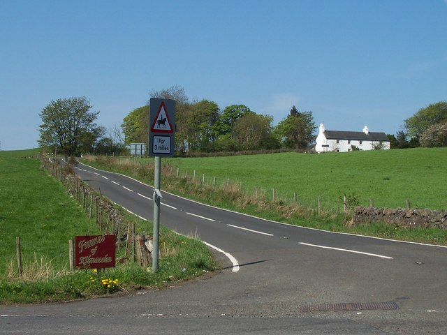 B788 towards Greenock