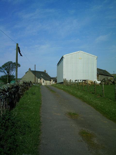 Little Busbie Farm