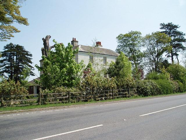 Goosemoor Hall, Scarthingmoor, Nottinghamshire