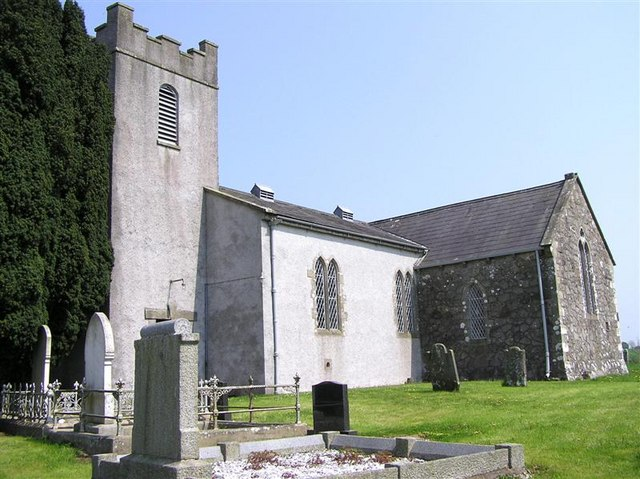 St Paul's Church of Ireland, Killeeshil