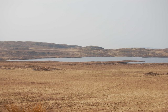 Moorland by Loch Connan