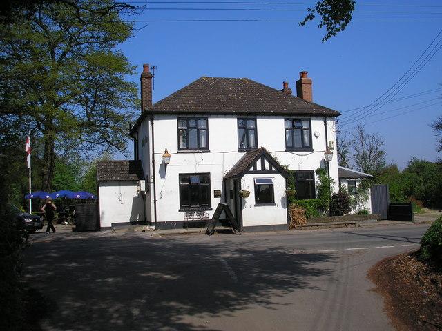 The 'Tally Ho', Knockholt, Kent