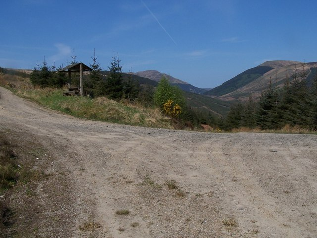 Glen Kin - Sandbank Trail, Junction