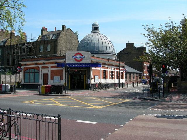 Kennington Underground Station