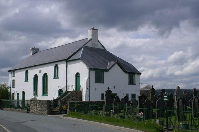 Adfa Calvinist Methodist Chapel