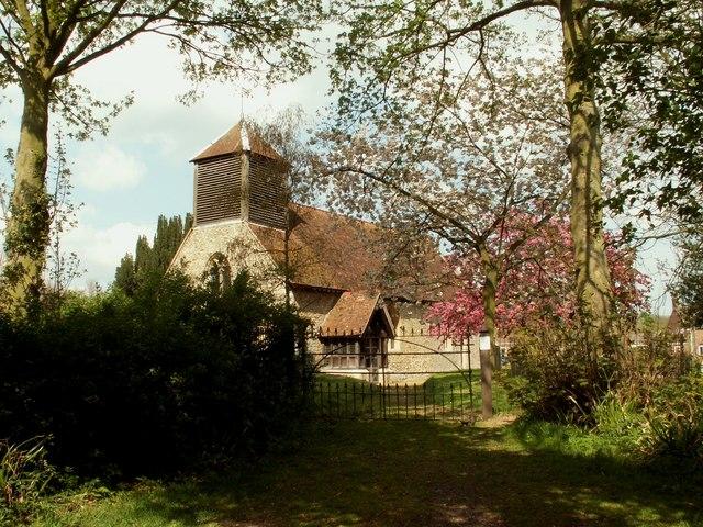 St. Leonard's church, Wixoe, Suffolk