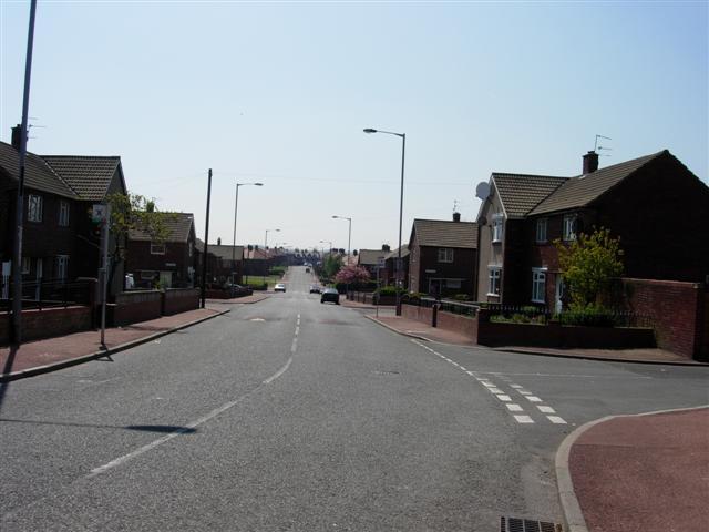 Shakespeare Street, High Southwick, Sunderland