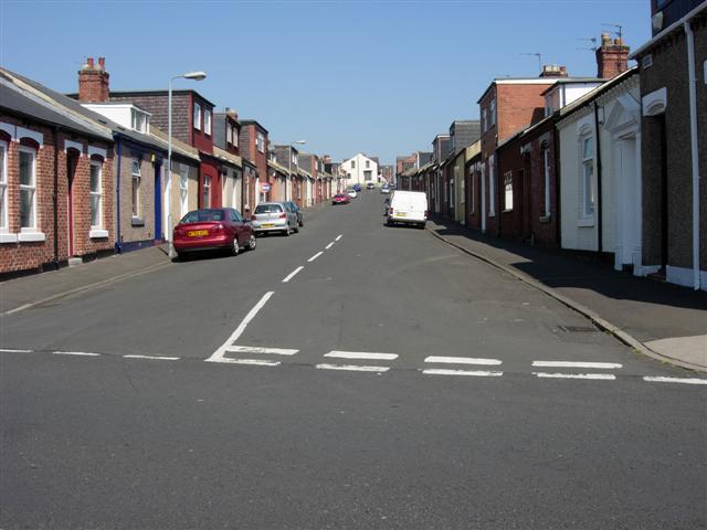 Darwin Street, Southwick, Sunderland