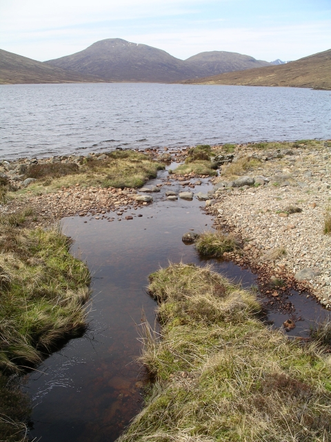 Ford, Loch a' Bhraoin
