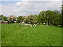 NZ3553 : A local park in Herrington, Sunderland by Brian Abbott