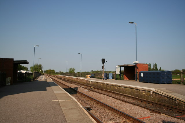Collingham Station