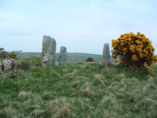 Standing Stones and Ring Cairn
