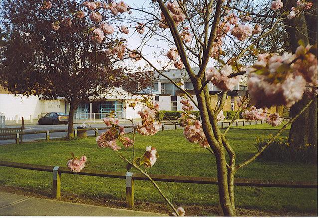 Cranleigh Leisure Centre.