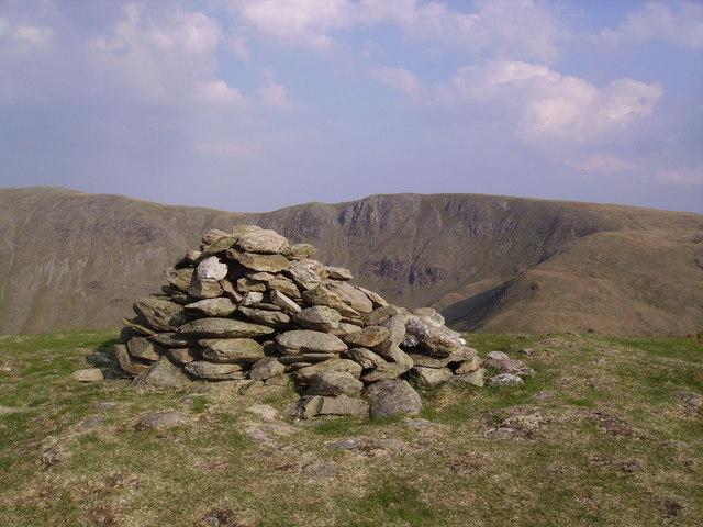 Summit Cairn Rest Dodd