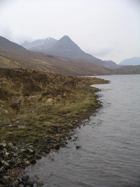 Shoreline, Lochan Gaineamhaich