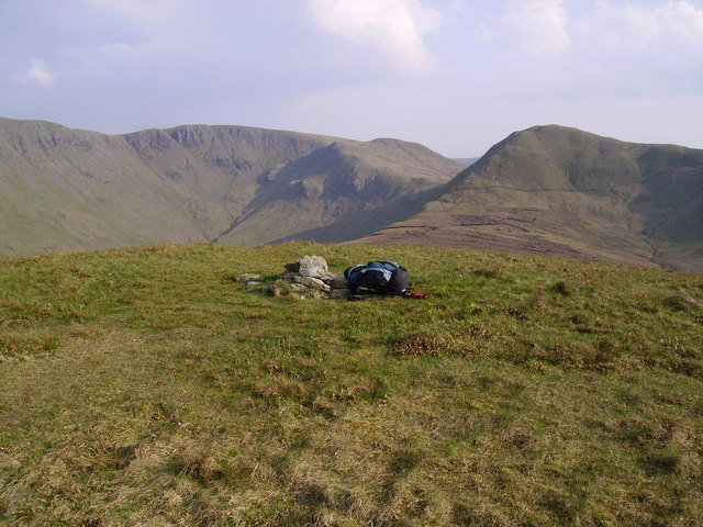 Summit Cairn The Nab