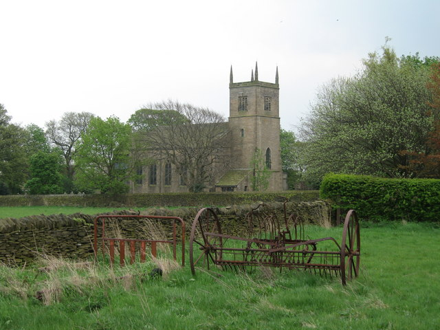 Upper Denby Church