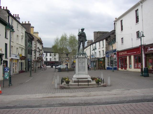 Market Place, Kendal