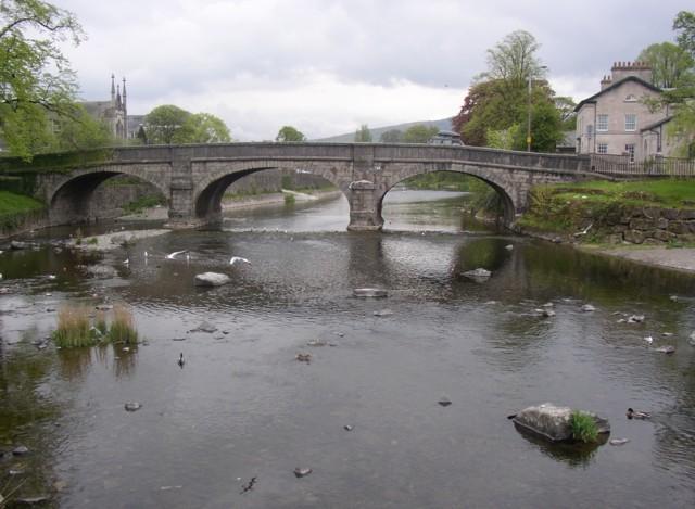 Miller Bridge, Kendal