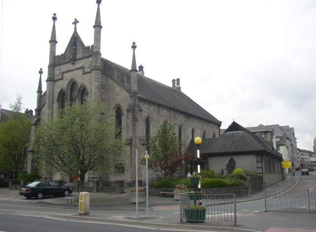 Holy Trinity and St George RC Church, Kendal