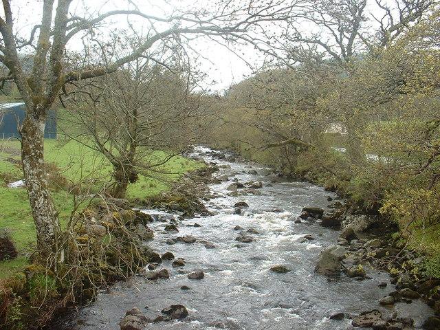 Afon Lliw