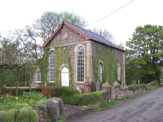 Calvinist Chapel, Pandy
