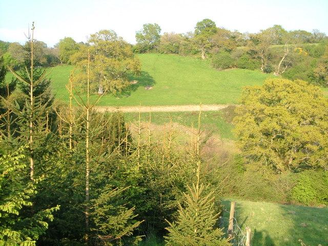 View near Kingsford Farm