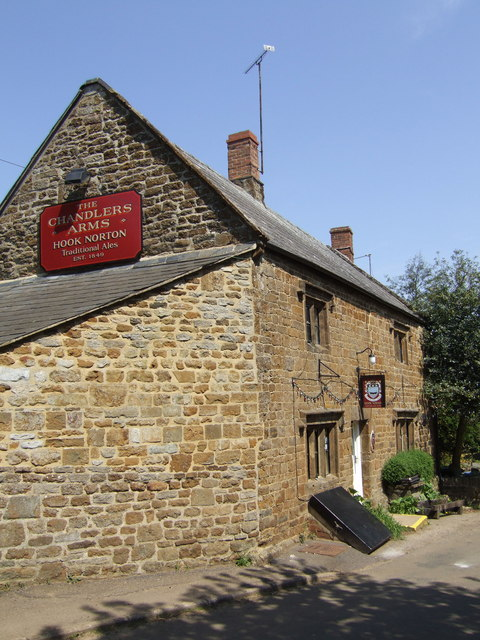 The Chandlers Arms, Epwell