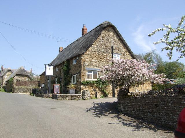 Wykham Arms, Sibford Gower