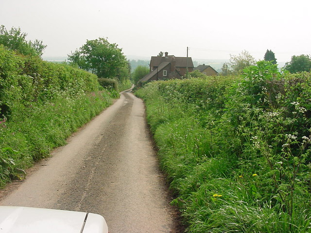 Newton - Lane to Cold Oak Farm