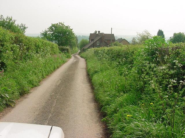 Newton - Lane to Cold Oak Farm