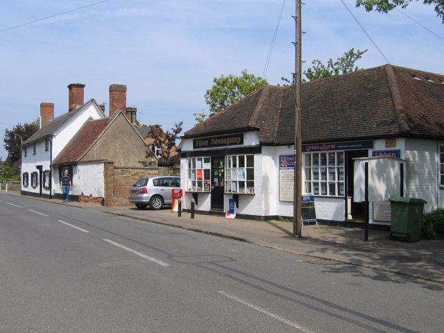 Local Shop, Silsoe, Beds