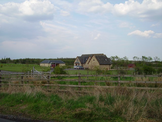 New houses, Foulshiels