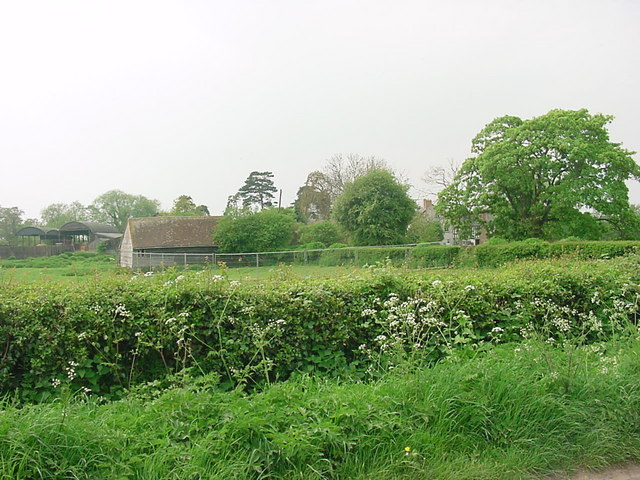 Eaton, near Leominster - Eaton Farm